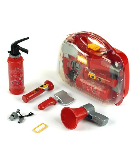 Firefighter Tool Case Set