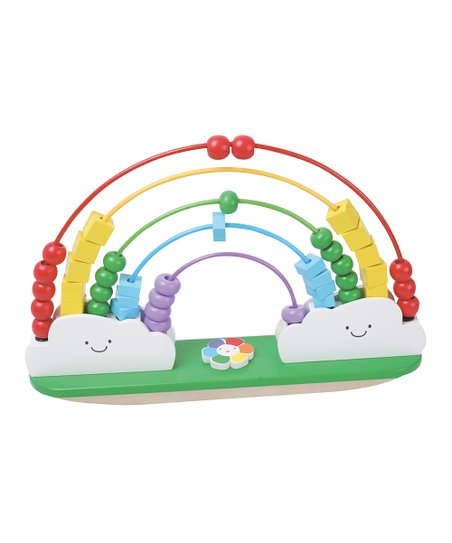 Rainbow Bead Fun Toy