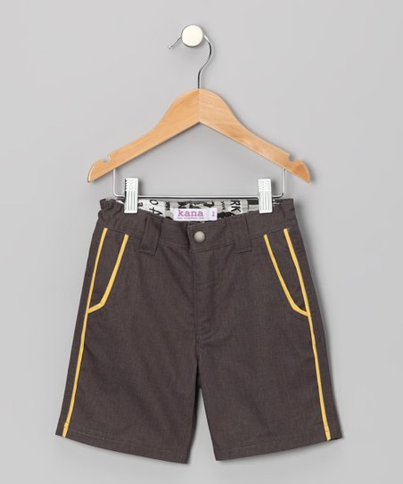 Driftwood Shorts - Toddler & Boys