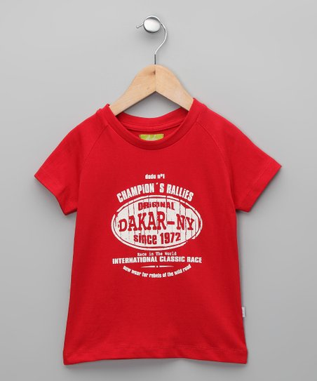 Rojo Daifa Tee - Toddler &amp; Boys