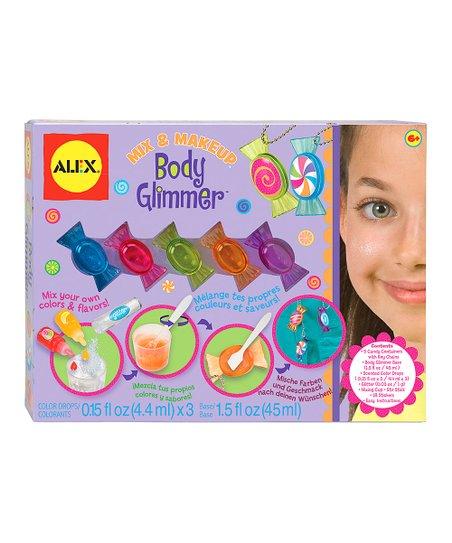 Mix & Makeup Body Glimmer Kit