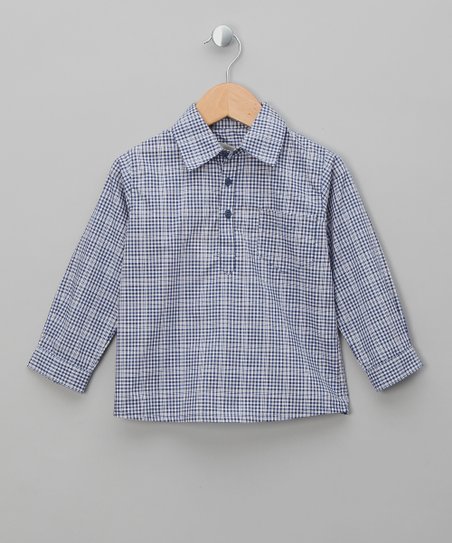 Tura Herman Button-Up - Infant &amp; Girls