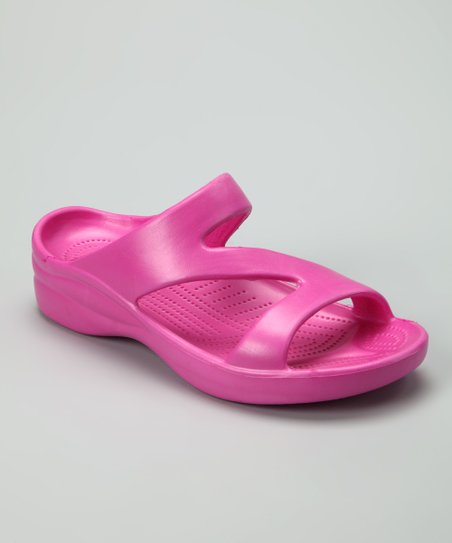 Hot Pink Sandal - Women