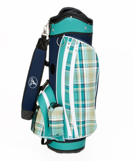Preppy Cart Bag & Cosmetic Bag