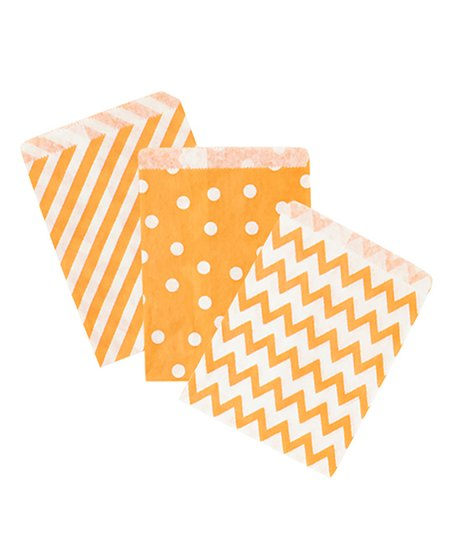 Orange Treat Bag – Set of 36
