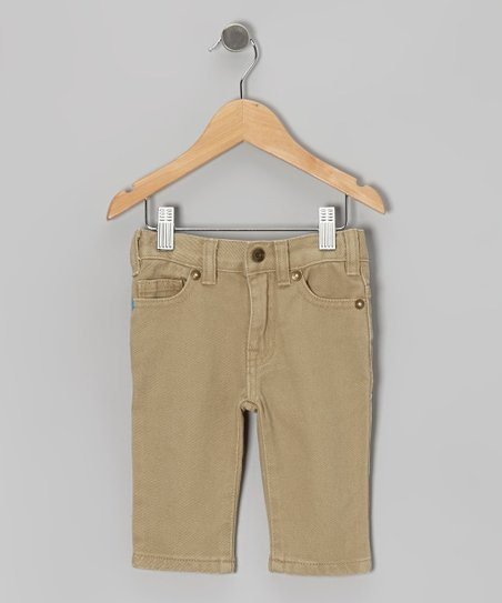 Sandstorm Bull Denim Pants - Infant