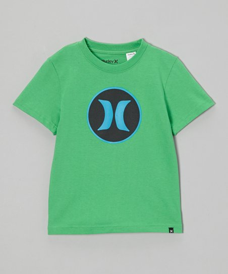 Electric Green Tee - Infant & Toddler