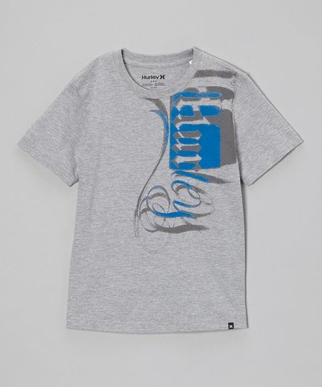 Heather Gray Bass Tee - Toddler