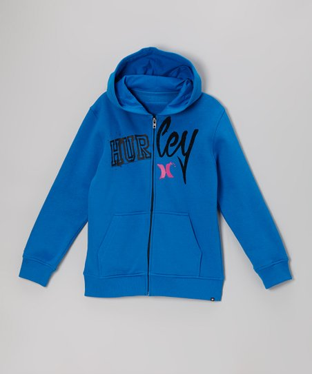 Code Blue Zip-Up Hoodie - Boys