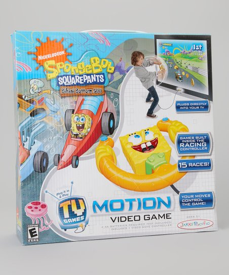SpongeBob SquarePants Motion Video Game