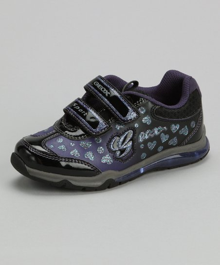 Black &amp; Violet Jr Magica Sneaker