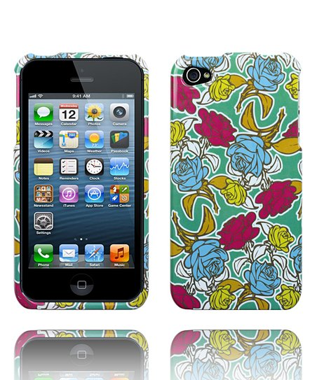 Pastel Flower Power Case for iPhone 4/4S