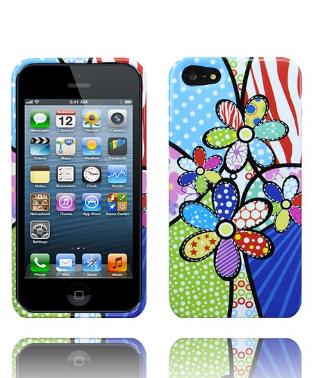 Floral Pop Case for iPhone 5
