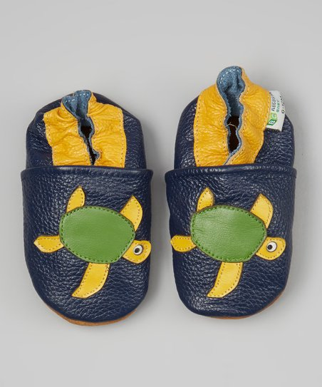 Blue & Green Sea Turtle Booties