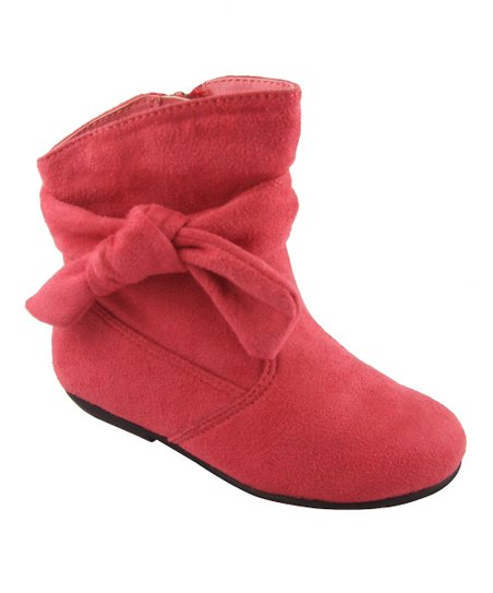Coral Tammy Ankle Boot