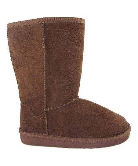 Brown Aling Boot
