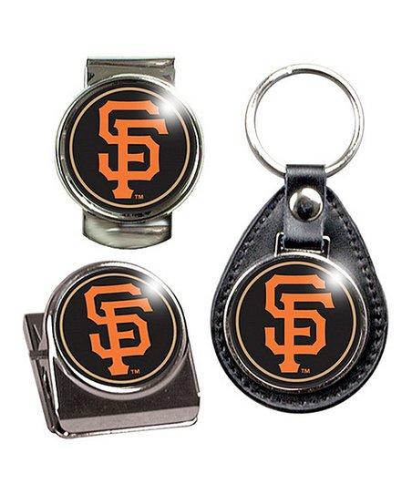 San Francisco Giants Key Chain Set
