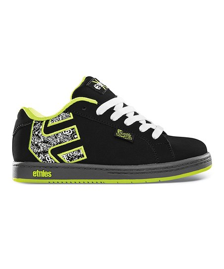 Black & Yellow FSAS X Twitch Fader Sneaker
