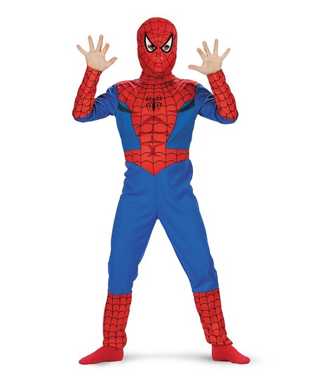 Spider-Man Classic Dress-Up Set - Toddler & Kids