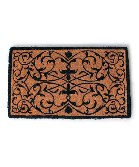 Iron Grate Outdoor Doormat