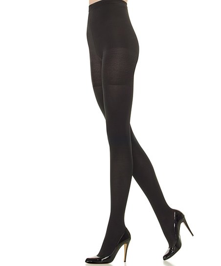 SPANX Takes Off Shaping Tights - Black