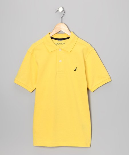 Citrus Polo - Infant & Boys
