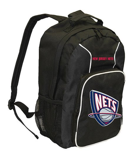 Black Brooklyn Nets Southpaw Backpack