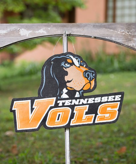 Tennessee Mascot Wall Hanging