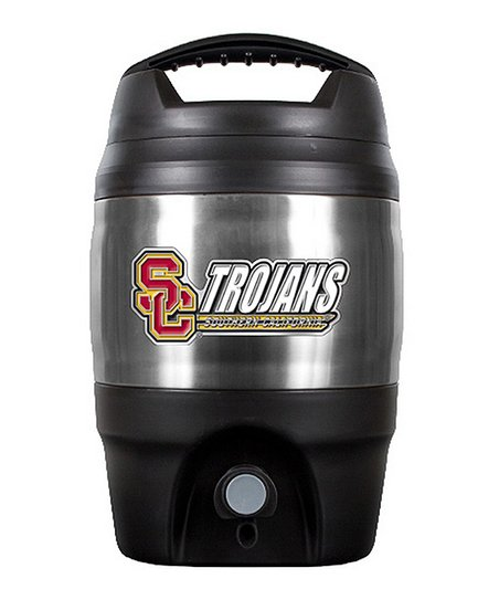 Southern California Trojans Heavy-Duty One-Gallon Tailgate Jug
