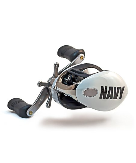 U.S. Navy Right Hand Baitcasting Reel