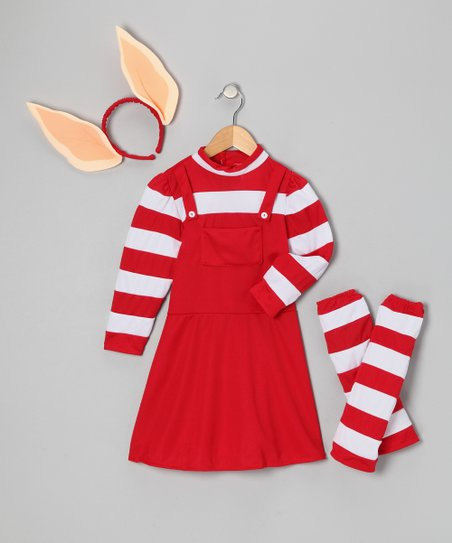 Olivia Jumper Dress-Up Set - Toddler & Girls
