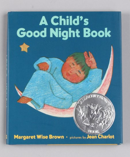 A Child's Good Night Book Hardcover
