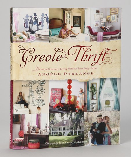 Creole Thrift Hardcover