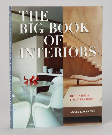 The Big Book of Interiors Paperback