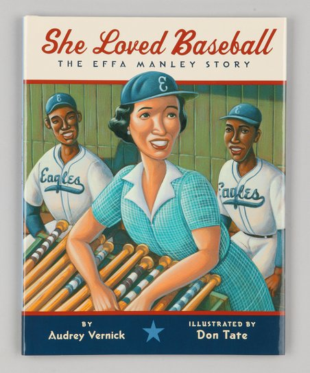 She Loved Baseball Hardcover