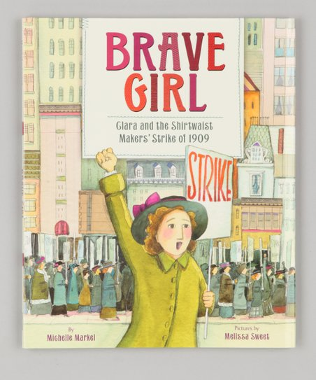 Brave Girl Hardcover