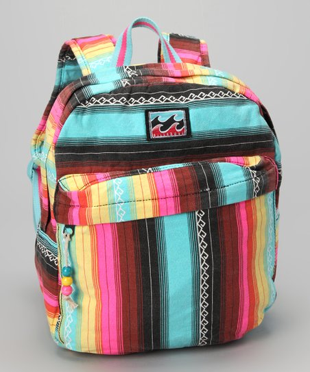 Off-Black Neon Take It or Leave It Backpack