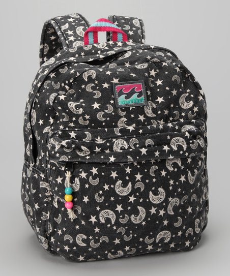 Off-Black Take It or Leave It Backpack