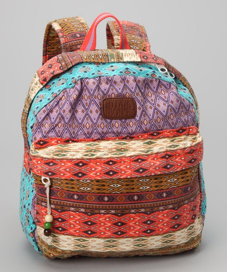 Viva Violet Take It or Leave It Backpack