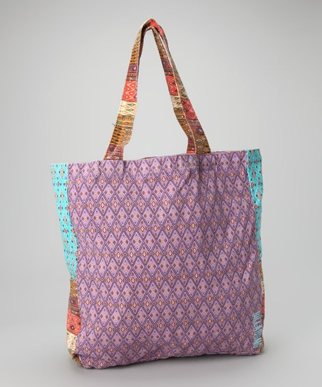 Viva Violet Tote Along Tote