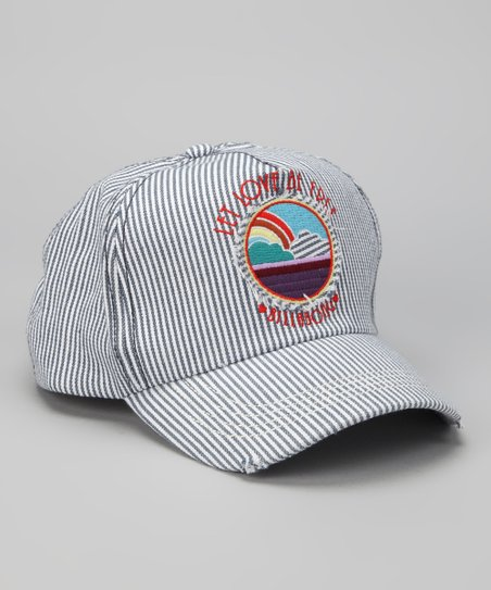 Railroad Be My Friend Baseball Hat