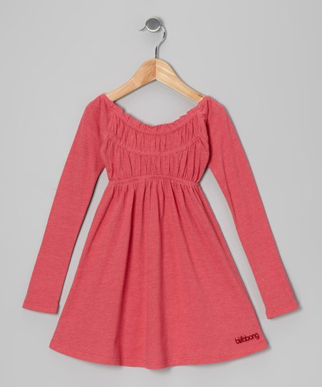 Pucker Up Pink Benita Dress