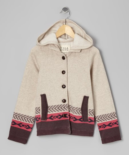 Oatmeal Heather Lyla Jacket