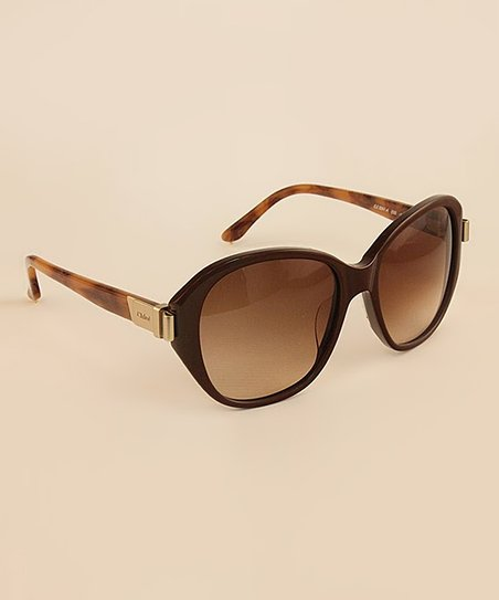 Nut Gold Accent Sunglasses