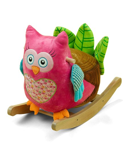 Owlivia the Owl Rocker