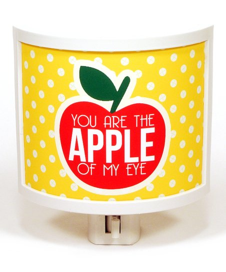 'Apple of My Eye' Night-Light