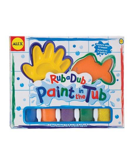 Rub-a-Dub Bath Writer Set