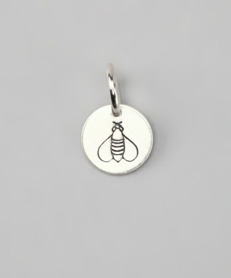 Sterling Silver Bumblebee Charm