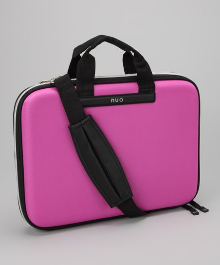 Pink 15.6'' Laptop Briefcase