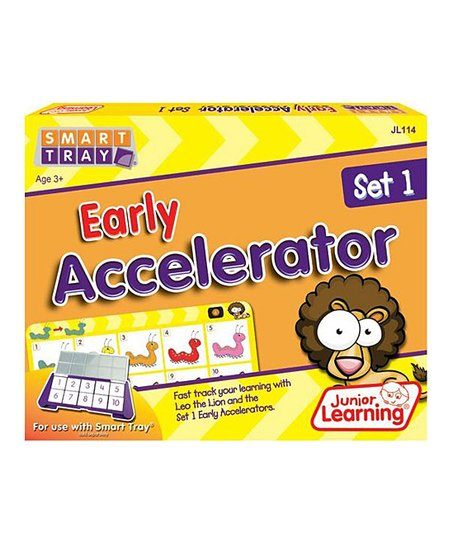 Early Accelerator 1 Card Set